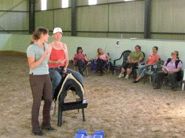 Connected Riding Lesson